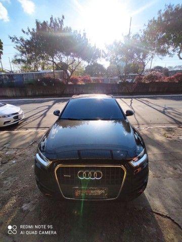 Audi Q3 não e Sportage ix35 X1 tiguan