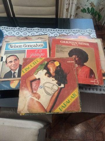Discos LP vinil Antigos - Foto 2
