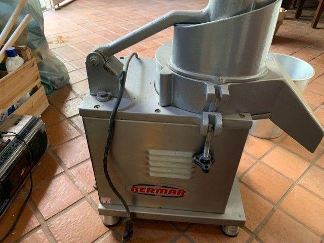 Processador industrial de alimentos em Bermar com 6 discos - Foto 2
