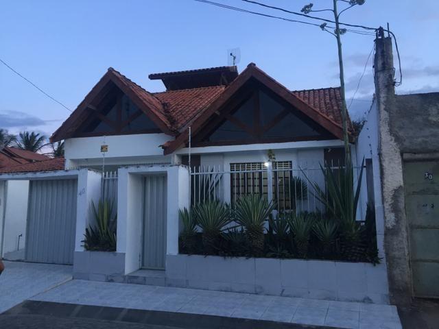 Casa no bairro do Catolé