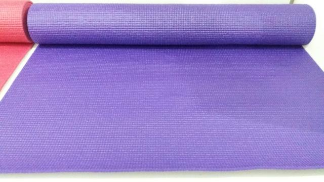 Tapete para Yoga / Pilates match roxo