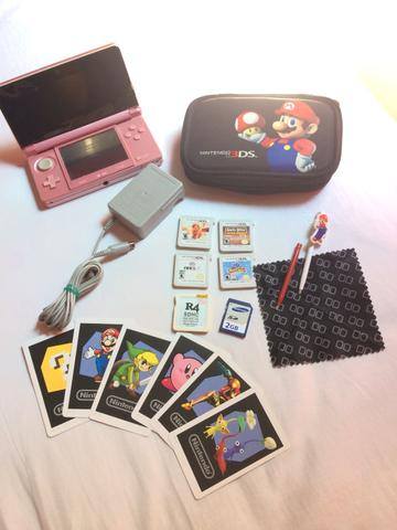 Video game nintendo 3ds