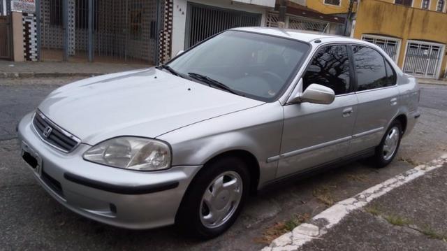 Attractive Honda Civic Ex 1999   Oportunidade