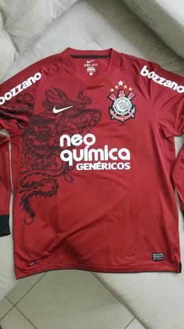 Camisa Oficial 3 do Corinthians (2011) - Esportes e ginástica ... 33c6b090cd7a0