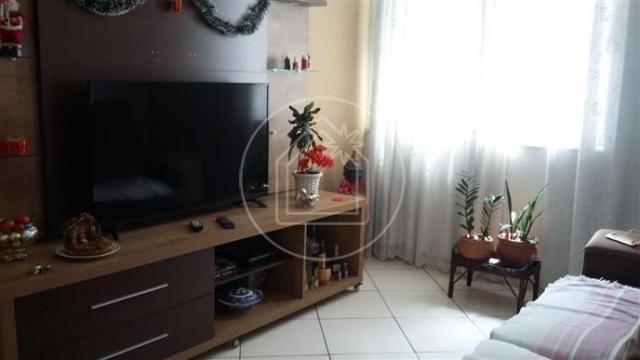 Apartamento à venda com 2 dormitórios em Bonsucesso, Rio de janeiro cod:839465