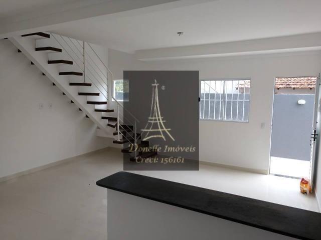 Referencia nº 560 Excelente Condominio de Sobrados Novos no Botujuru