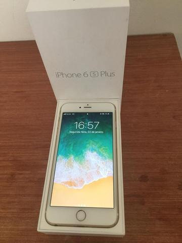 V/T iPhone 6S Plus 64GB 3 meses de garantia