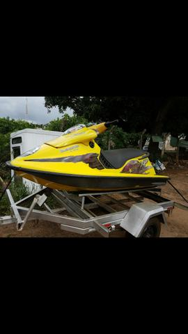 Jet-ski 800cc 130hp Seadoo
