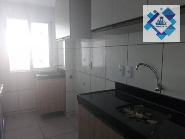 Apartamento residencial à venda, Montese, Fortaleza. - Foto 4