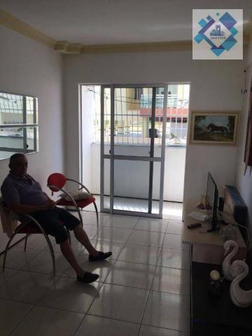 Apartamento com 3 dormitórios à venda, 62 m² por R$ 240.000 - Montese - Fortaleza/CE - Foto 7