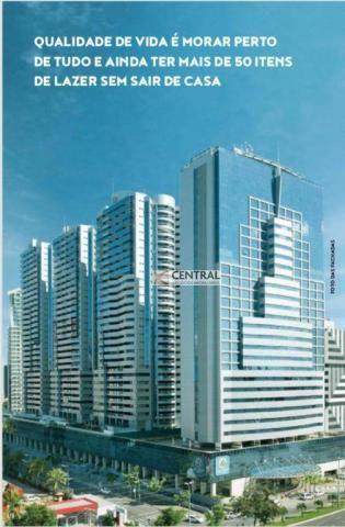 Apartamento residencial à venda, Caminho das Árvores, Salvador. - Foto 3