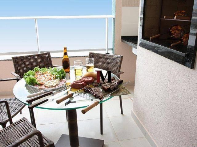 Vendemos apartamento mobiliado no Torre de Italia - Foto 4