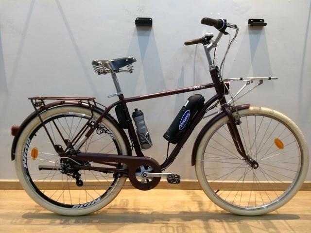 Kit Bicicleta Elétrica - Bateria Lithium-ion (Li-On) - Foto 6