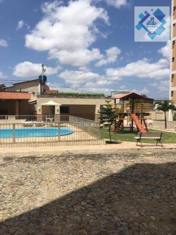 Apartamento com 3 dormitórios à venda, 62 m² por R$ 240.000 - Montese - Fortaleza/CE - Foto 20