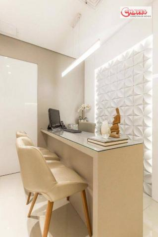 Sala no Caminho das Arvores - Edifico CEO - Foto 7