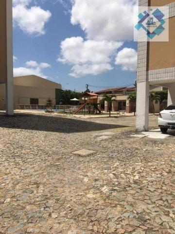 Apartamento com 3 dormitórios à venda, 62 m² por R$ 240.000 - Montese - Fortaleza/CE - Foto 9