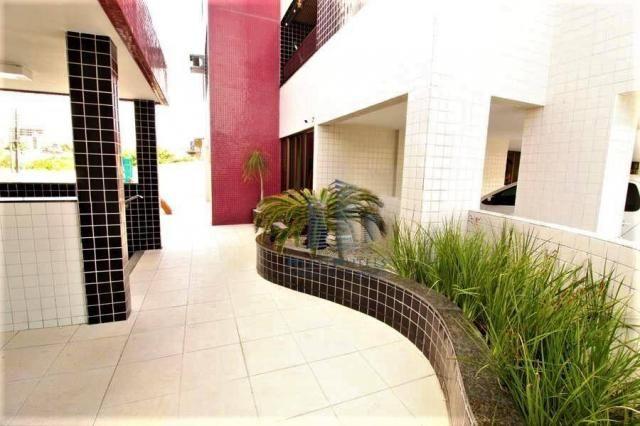 Apartamento com 2 dormitórios à venda, 65 m² por R$ 350.000 - Jatiúca - Maceió/AL - Foto 2