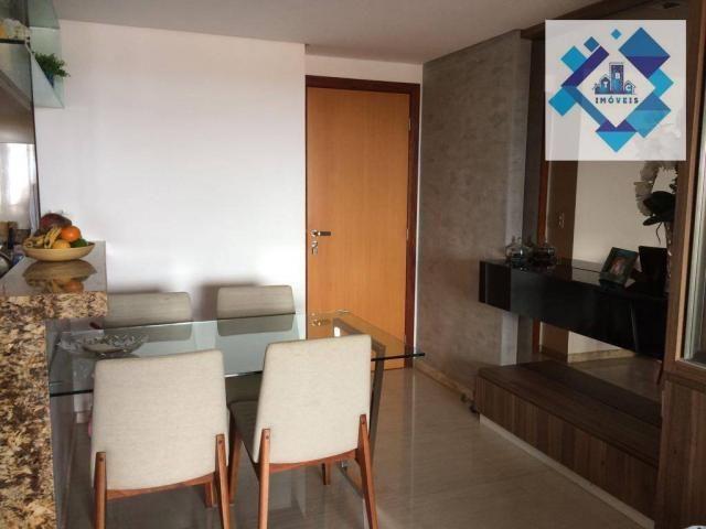 Apartamento 75,81m² No Bairro Meireles - Foto 7