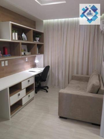 Apartamentos 158m² novo, pronto para morar na Aldeota! - Foto 4