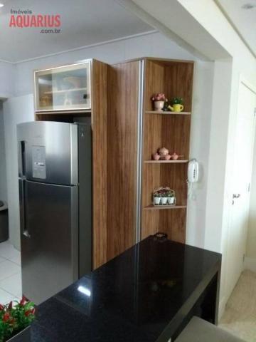 Apartamento com 2 dormitórios à venda, 75 m² por R$ 446.900 - Jardim das Indústrias - São  - Foto 4