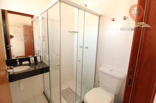 Apartamento com 2 dormitórios à venda, 65 m² por R$ 350.000 - Jatiúca - Maceió/AL - Foto 15