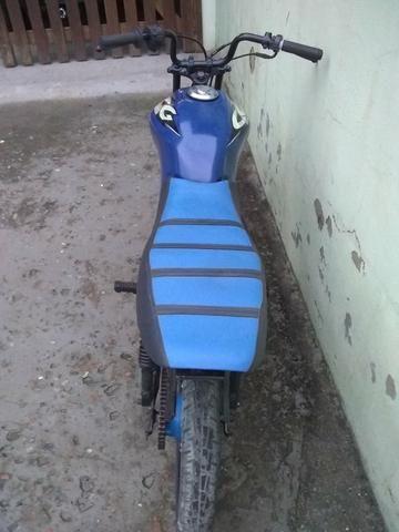 Vendo Titan 99 com roupa de 2003 pra trilha ou wheeling - Foto 3