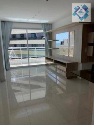 Apartamento com 2 dormitórios à venda, 68 m² por R$ 660.000 - Meireles - Fortaleza/CE - Foto 13