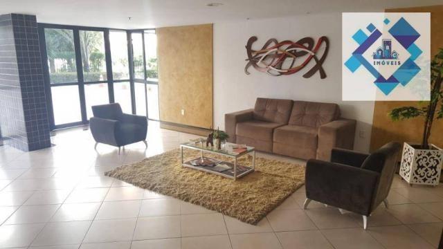 Apartamento de 122m² no porcelanato com móveis projetados. - Foto 5