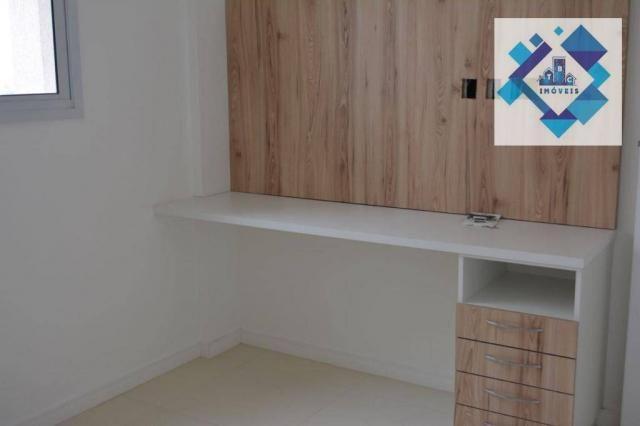 Apartamento projetado, para morar no bairro de Fátima. - Foto 13