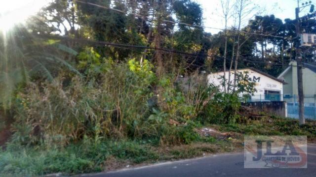 Terreno à venda, 1323 m² por R$ 350.000 - Santa Cândida - Curitiba/PR - Foto 2