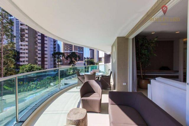 Apartamento 1 por Andar 4 Suites no Ecoville - Foto 3