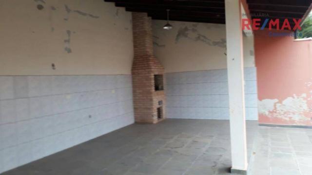 Casa residencial para locação, Haras Mjm, Vargem Grande Paulista. - Foto 7