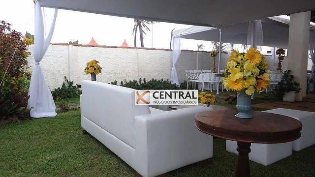 Casa com 11 dormitórios para alugar, 474 m² por R$ 22.000,00/mês - Pituaçu - Salvador/BA - Foto 8
