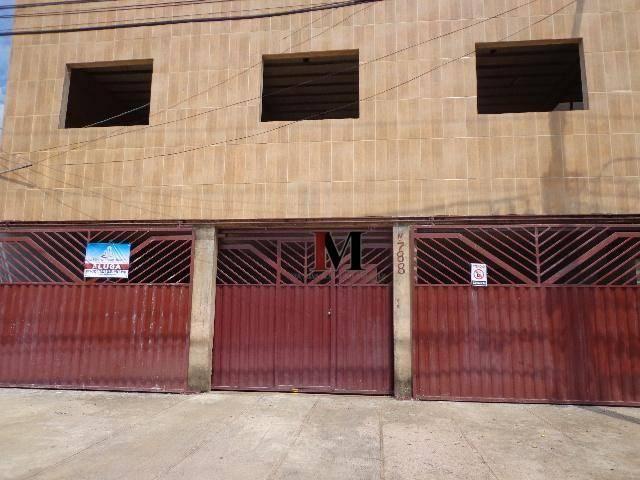 Alugamos apartamento com 2 quartos atras da TV Rondonia - Foto 2