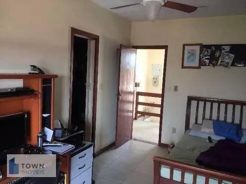 Casa com 3 dormitórios à venda, 389 m² por R$ 980.000 - Largo da Batalha - Niterói/RJ acei - Foto 2