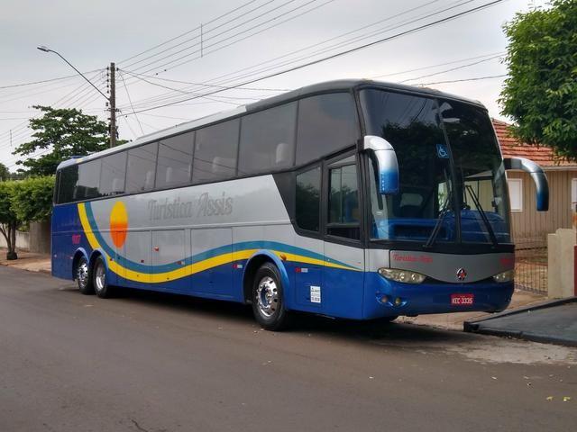 Marcopolo HD Scania