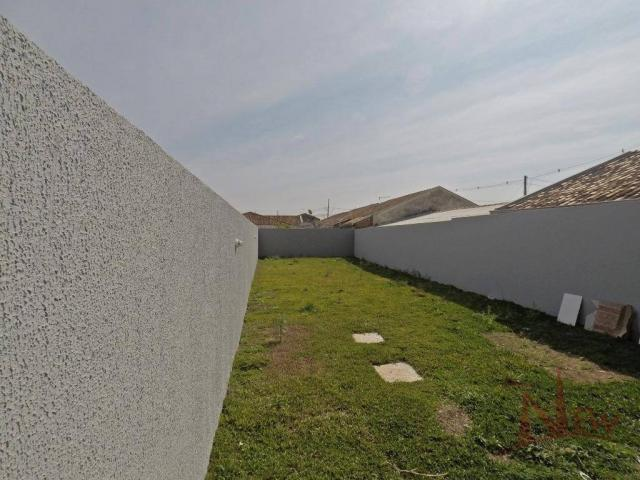 Casa com 03 quartos no São Marcos, São José dos Pinhais - Foto 19