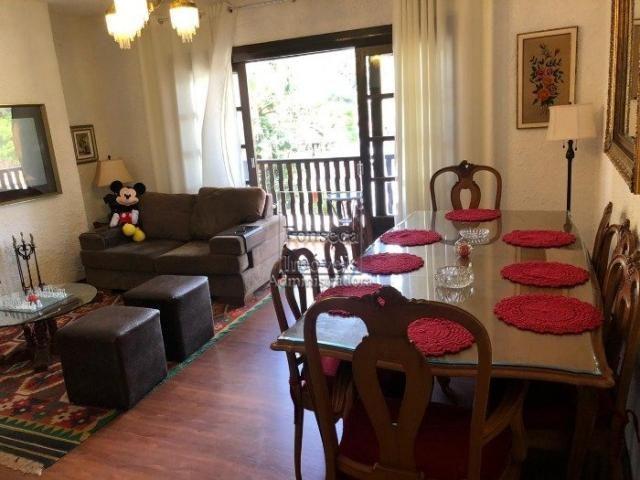 Apartamento à venda com 3 dormitórios em Chacara da rosas, Petrópolis cod:3985