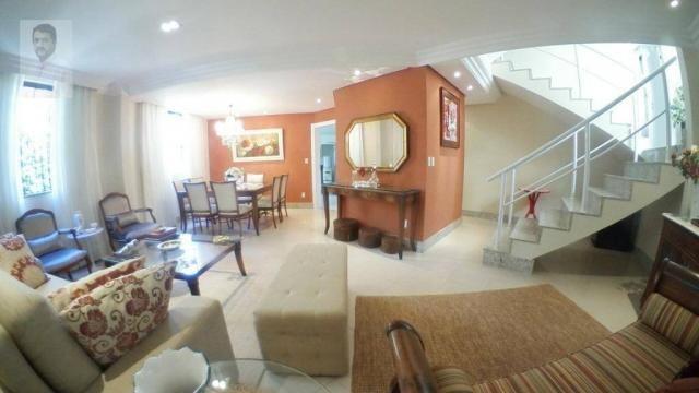 Casa em condomínio fechado com 4 dormitórios à venda, 263 m² por R$ 850.000 - Patamares -  - Foto 2