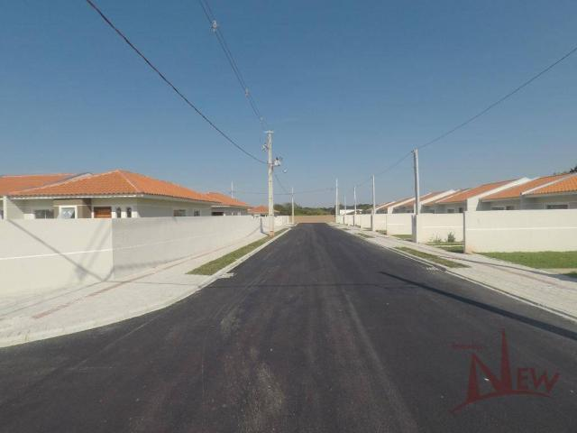 Excelente casa com 02 quartos no Campo Largo da Roseira, São José dos Pinhais - Foto 13