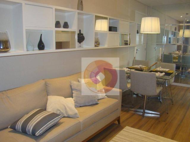 Apartamento com 2 dormitórios à venda, 51 m² por R$ 240.000,00 - Neoville - Curitiba/PR - Foto 16
