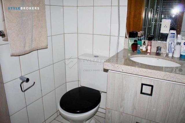Sobrado no Condomínio Residencial Sevilla com 3 dormitórios à venda, 120 m² por R$ 500.000 - Foto 8