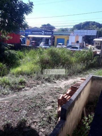 Terreno para alugar, 360 m² por R$ 1.800/mês - Centro - Araruama/RJ - Foto 2