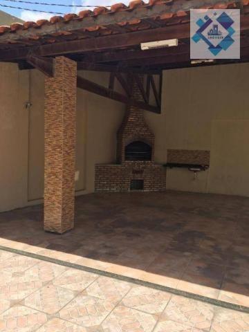 Apartamento com 3 dormitórios à venda, 62 m² por R$ 240.000 - Montese - Fortaleza/CE - Foto 8