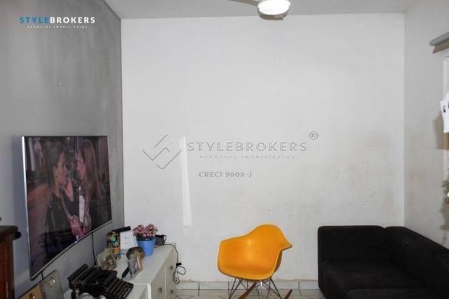 Casa no Condomínio Canachuê com 3 dormitórios à venda, 67 m² por R$ 250.000 - Jardim Santa - Foto 2