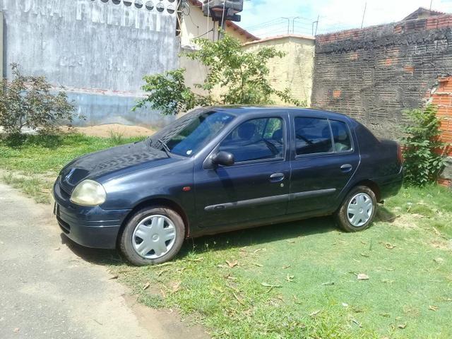 Carro clio 2003 7mil - Foto 2