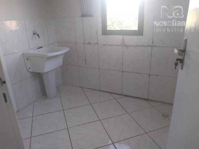 Casa com 4 dormitórios para alugar, 240 m² por R$ 1.400,00/mês - Riviera da Barra - Vila V - Foto 15