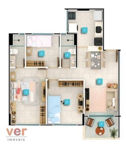 Apartamento à venda, 58 m² por R$ 280.000,00 - Passaré - Fortaleza/CE - Foto 12