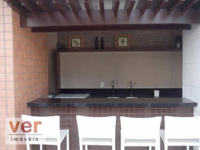 Apartamento com 3 dormitórios à venda, 91 m² por R$ 850.000,00 - Aldeota - Fortaleza/CE - Foto 9