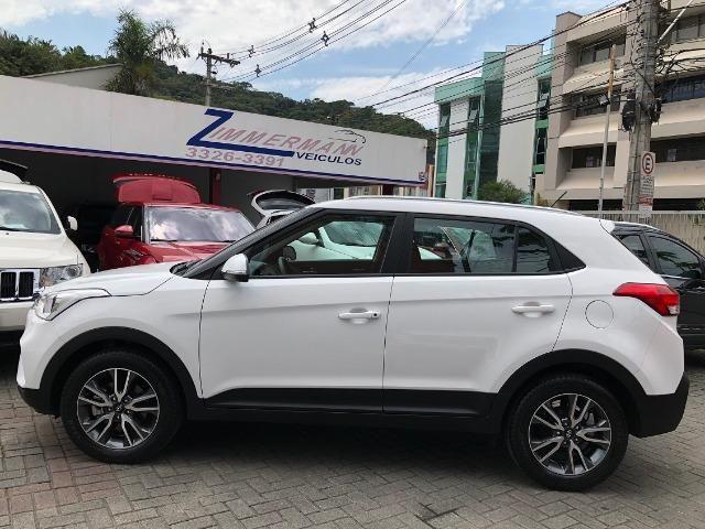 Hyundai Creta Pulse Plus 1.6 Aut. 2018 Completa Unica Dona - Foto 9
